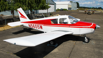 N5605W - Piper PA-28-160 Cherokee - Private