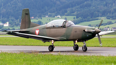3H-FO - Pilatus PC-7 - Austria - Air Force