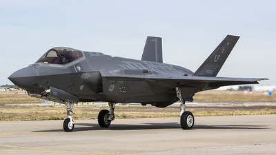 13-5083 - Lockheed Martin F-35A Lightning II - United States - US Air Force (USAF)