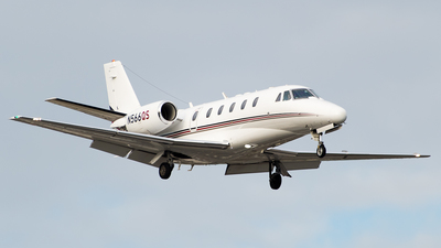 N566QS - Cessna 560XL Citation XLS - NetJets Aviation