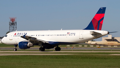 A picture of N314US - Airbus A320211 - [0160] - © Jeremy D. Dando