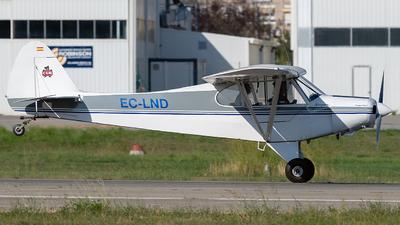 EC-LND - Piper PA-18-150 Super Cub - Private