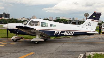 PT-NUU - Embraer EMB-712 Tupi - Aeroclube de São Paulo