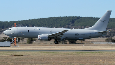 A47-004 - Boeing P-8A Poseidon - Australia - Royal Australian Air Force (RAAF)