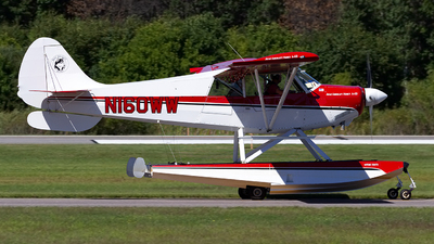 N160WW - Aviat A-1B Husky - Private