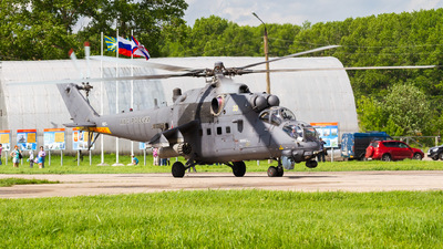 33 - Mil Mi-35M Hind - Russia - Air Force