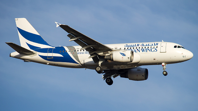 A picture of 5AWLC - Airbus A319112 - Libyan Wings - © Goktug Unver