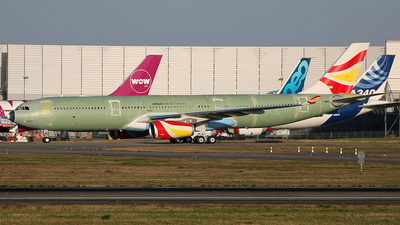 F-WWYH - Airbus A330-343 - Airbus Industrie