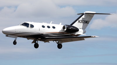 N369MU - Cessna 510 Citation Mustang - Private