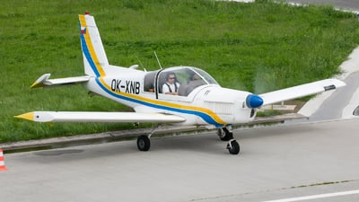 OK-XNB - Zlin 142 - Zlin Air School