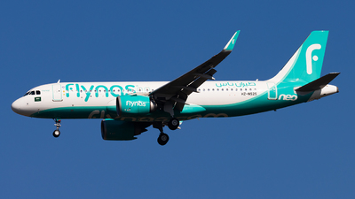 A picture of HZNS25 - Airbus A320251N - Flynas - © M. Umar Aziz