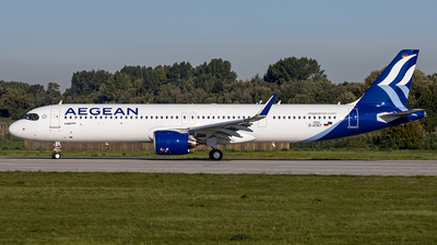 A picture of DAYAT - Airbus A321200N - Airbus - © Dirk Grothe