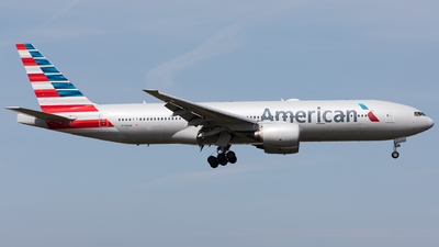 A picture of N790AN - Boeing 777223(ER) - American Airlines - © Sierra Aviation Photography