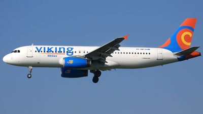 SX-SMT - Airbus A320-231 - Viking Hellas Airlines