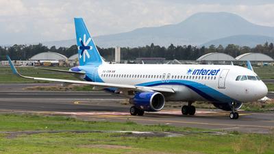 XA-CRM - Airbus A320-214 - Interjet