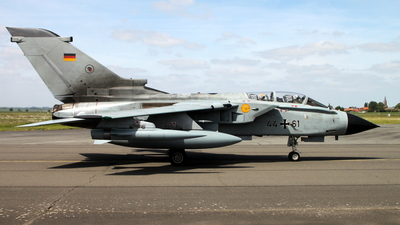 44-61 - Panavia Tornado IDS - Germany - Air Force