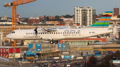A picture of SEMKL - ATR 72600 - BRA - © Anders Nilsson