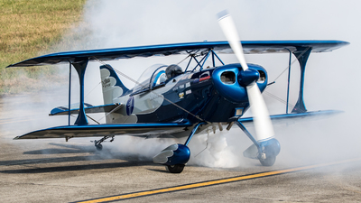 N519DC - Pitts S-1S Special - Private