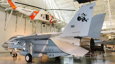 159610 - Grumman F-14D Tomcat - United States - US Navy (USN)