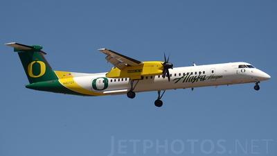 N407QX - Bombardier Dash 8-Q402 - Alaska Airlines (Horizon Air)