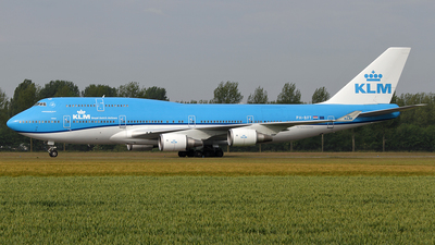 PH-BFT - Boeing 747-406(M) - KLM Royal Dutch Airlines
