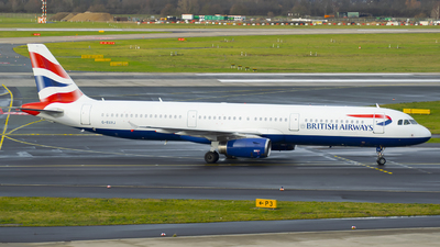 A picture of GEUXJ - Airbus A321231 - British Airways - © Marco Macca