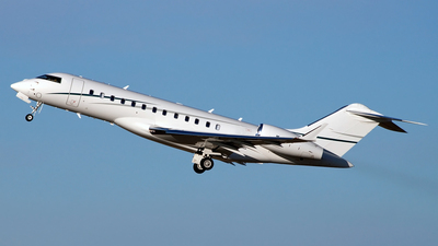 M-MAVP - Bombardier BD-700-1A10 Global 6000 - Private