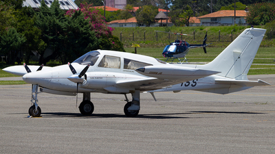 PT-ISS - Cessna 310Q - Private