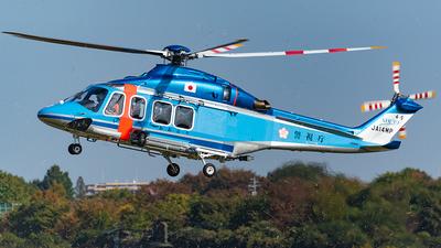 A picture of JA14MP - AgustaWestland AW139 - [31026] - © Tomo-Papa