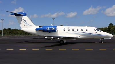 XA-UIS - Cessna 650 Citation III - Air Taxi