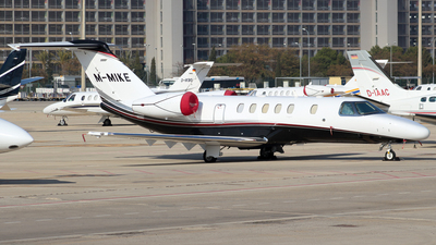 M-MIKE - Cessna 525C CitationJet 4 - Private