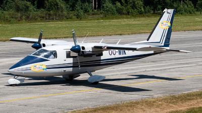 OO-WIK - Partenavia P.68B Victor - Private