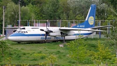 UR-49252 - Antonov An-24B - Air Ukraine