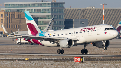A picture of DAEWN - Airbus A320214 - Eurowings - © Justin Stöckel