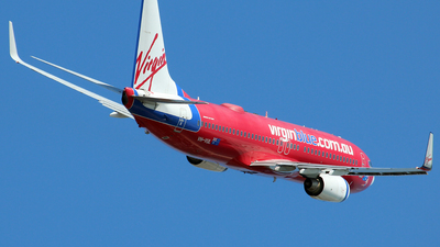 VH-VUL - Boeing 737-8FE - Virgin Blue Airlines