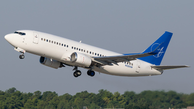 N626SW - Boeing 737-3H4 - iAero Airways