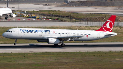 A picture of TCJRK - Airbus A321231 - Turkish Airlines - © Kuzey Alan
