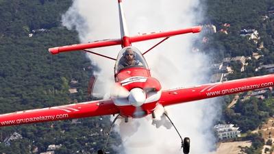 SP-AUE - Zlin 50L - Zelazny Aerobatic Team