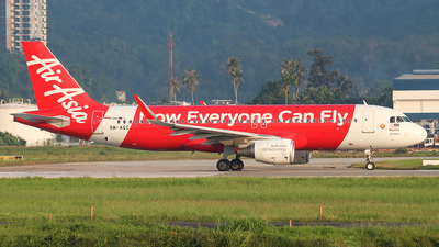 A picture of 9MAGC - Airbus A320216 - AirAsia - © Aviation Temptation