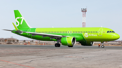 A picture of VQBCH - Airbus A320271N - S7 Airlines - © Marianna Rychkovskaia