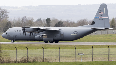 06-3171 - Lockheed Martin C-130J-30 Hercules - United States - US Air Force (USAF)