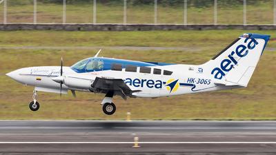 HK-3065 - Cessna 402C - Aerea