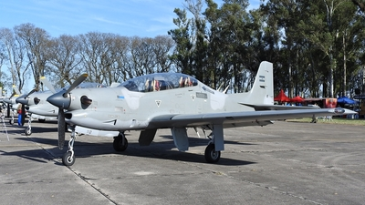 E-112 - Embraer EMB-312 Tucano - Argentina - Air Force
