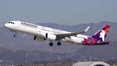 N220HA - Airbus A321-271N - Hawaiian Airlines
