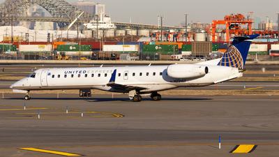 A picture of N12157 - Embraer ERJ145XR - United Airlines - © Oliver Richter