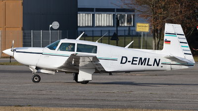 D-EMLN - Mooney M20K-231 - Private