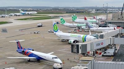 LFPO - Airport - Ramp