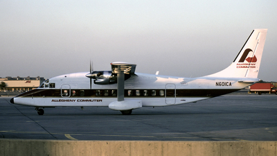 N601CA - Short 360-100 - Allegheny Commuter (Pennsylvania Airlines)