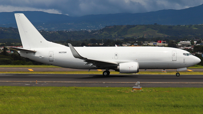 N637SW - Boeing 737-3H4(SF)  - Untitled