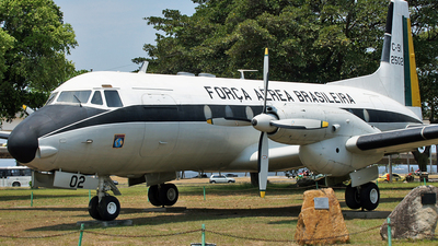 FAB2502 - Hawker Siddeley C-91 - Brazil - Air Force